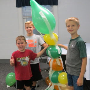 Cover photo for New STEM Club Kicks Off in Stanfield