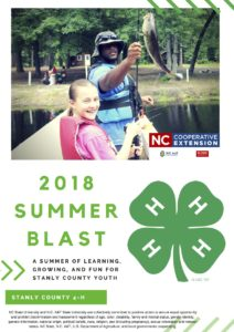 Cover photo for Blast Into Summer With 4-H!