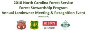 Cover photo for North Carolina Forest Service Celebrates Stewardship