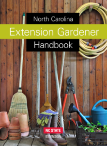 Extension Gardener handbook cover