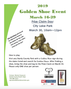 Cover photo for Golden Shoe Event