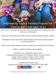 Cover photo for Empowering Youth & Families