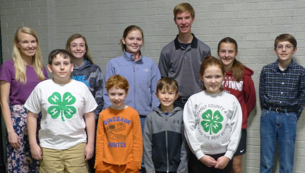 Image of Stanly County 4-Hers