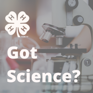 Cover photo for Access All 4-H Got Science Experiments!