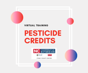 Cover photo for 2 Pesticide Credits Offered Online April 15, 2020