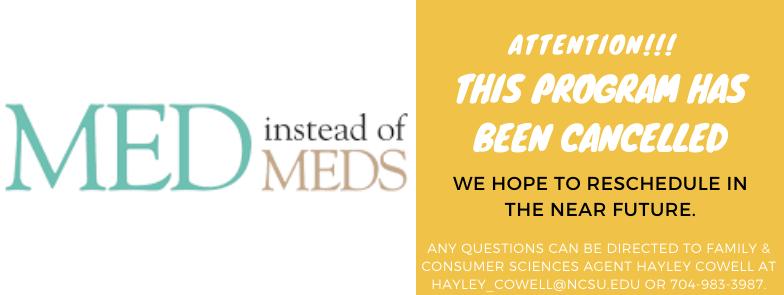 Med Instead of Meds logo